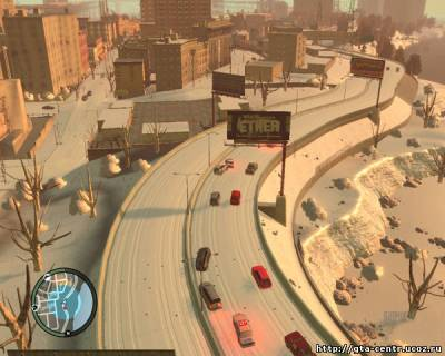 ��� ���� ��� gta 4. [Mods] GTA 4 / IV - Snow (���) [2.0] / ���� ��� ��� 4